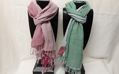 Sjaal met verhaal